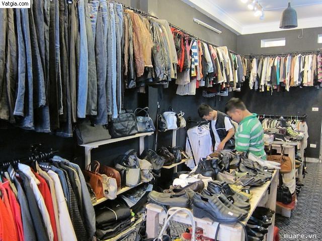 Kinh doanh quần áo hàng thùng hút khách