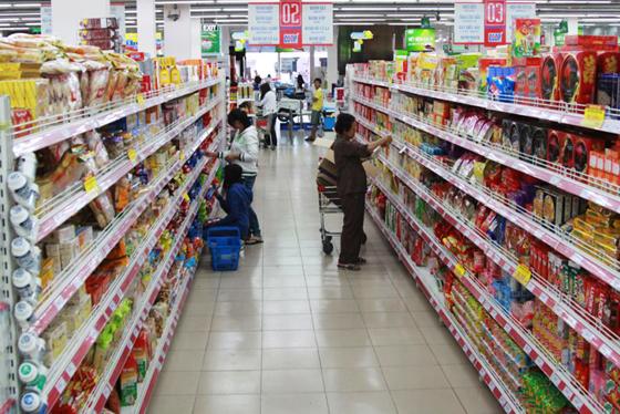 Mô hình siêu thị mini phát triển mạnh mẽ