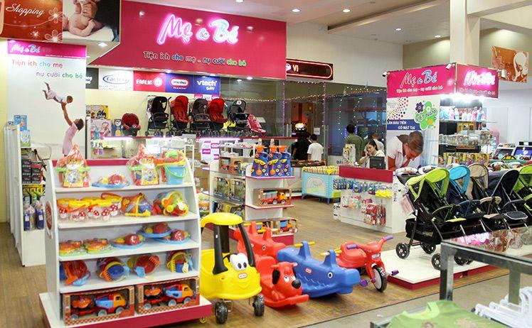 5 Kinh nghiệm mở cửa hàng Mẹ & bé