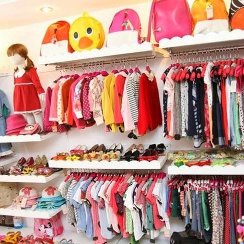 Kinh nghiệm lựa chọn cửa hàng bán buôn quần áo trẻ em