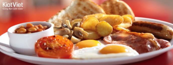 Bí quyết giúp quán ăn sáng thành công