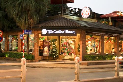 Cách bài trí cửa hàng cafe thu hút khách