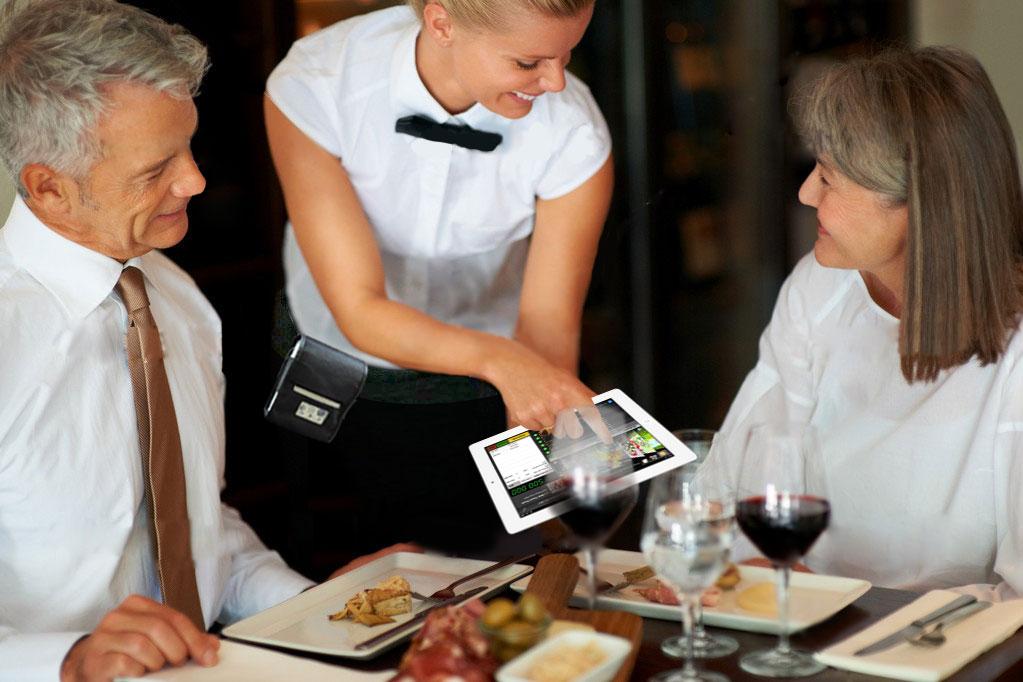 Triển khai thực đơn điện tử trong kinh doanh nhà hàng