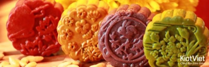 Nở rộ trào lưu kinh doanh bánh trung thu handmade