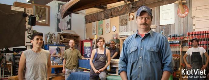 Tiềm năng từ kinh doanh đồ gỗ cũ