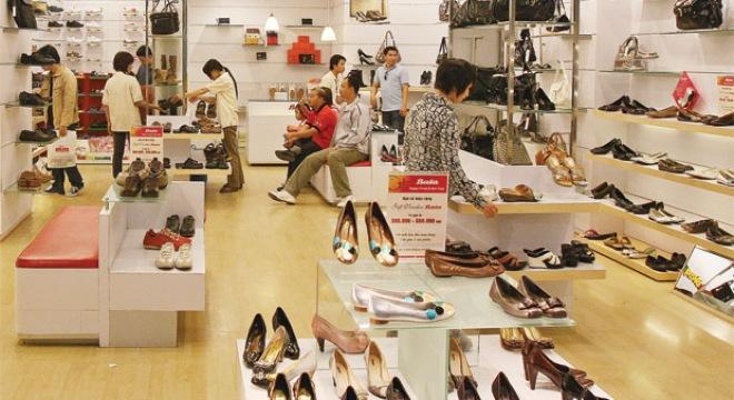 Kết quả hình ảnh cho Kinh doanh giày dép