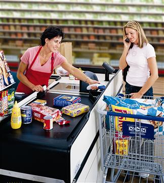 Giải pháp bán hàng nhanh cho hệ thống các siêu thị