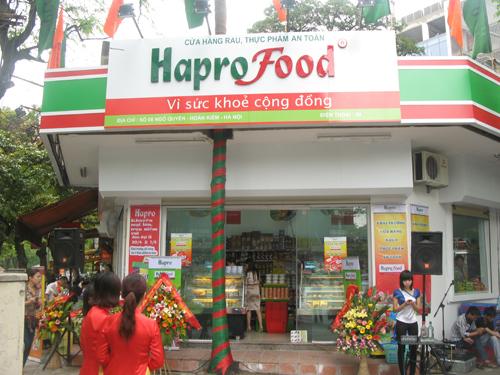 Cửa Hàng Thực Phẩm An Toàn Hapro Food