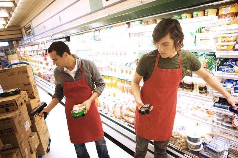 Quy trình kiểm kho tại các siêu thị và tạp hoá