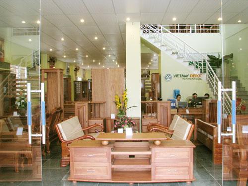 Kiểm soát đơn đặt hàng nội thất với Ki-ốt Việt