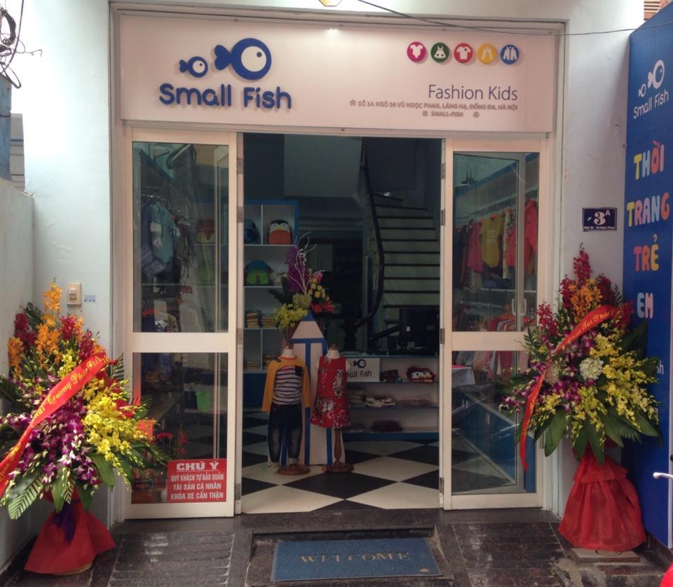 Small Fish - Thời trang trẻ em