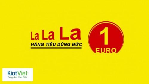 La la la 1 euro -3
