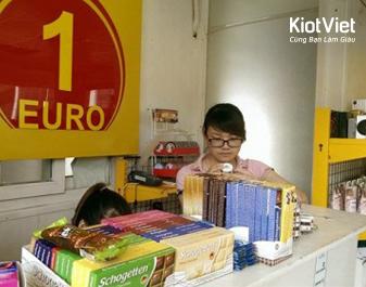 La La La 1 euro - Bí kíp bán hàng đồng giá thành công