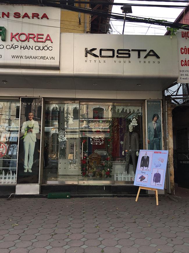 Shop Kosta