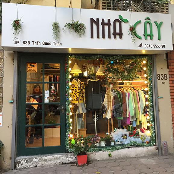 Shop Nhà Cây