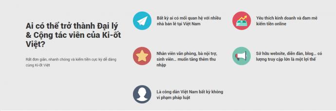 Hướng dẫn đăng ký đại lý Ki-ốt Việt