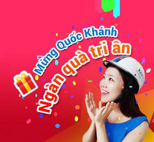 Mừng Quốc Khánh - Ngàn Quà Tri Ân