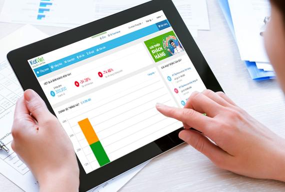 Phần mềm quản lý bán hàng online tốt nhất - Miễn phí dùng thử