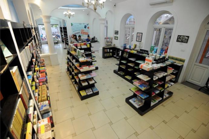 the book square 1