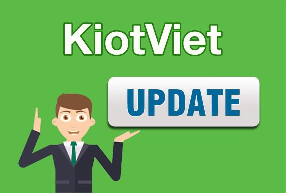 KiotViet ra mắt tính năng giao hàng (COD), quản lý giao hàng