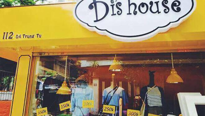 DI'S HOUSE - Cập nhật thời trang mỗi ngày cho giới trẻ