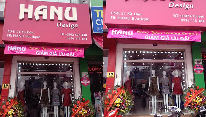 Hanu Boutique - 21 Xã Đàn