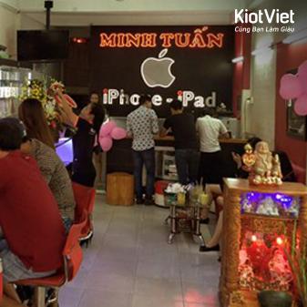 Cửa hàng Minh Tuấn MOBILE – Chinh phục khách hàng bằng cái tâm