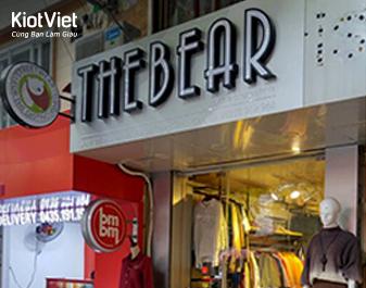 The Bear By Gấu Mũm: Thời trang độc, phong cách lạ
