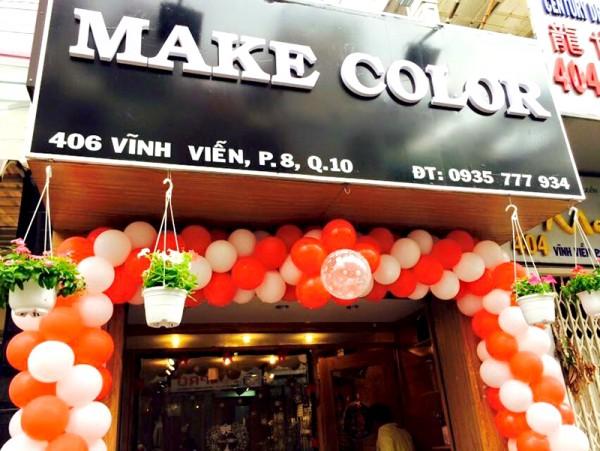 TRANG SỨC MAKE COLOR - Điểm tô thời trang Việt