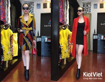 KATORY'S – Thời trang thiết kế sang trọng và quyến rũ
