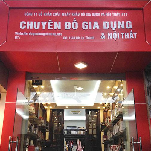 PTT - Phong cách Châu Âu trong ngồi nhà Việt