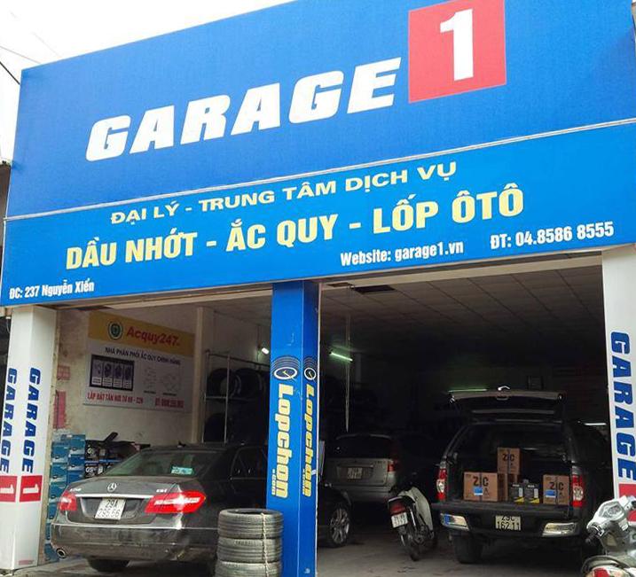 GARAGE1 - Khác biệt từ chất lượng dịch vụ và cam kết sản phẩm