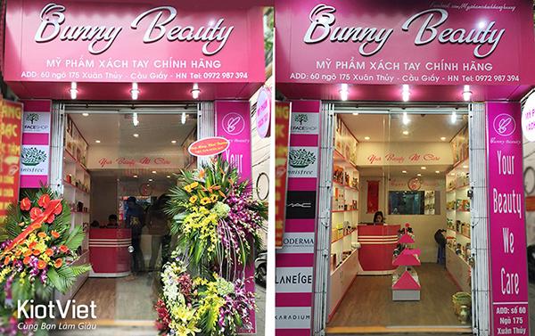 BUNNY BEAUTY – Chăm sóc cho vẻ đẹp của bạn