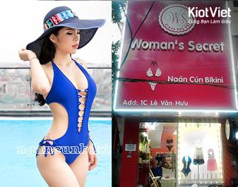 WOMAN'S SECRET – Mùa hè tự tin và quyến rũ