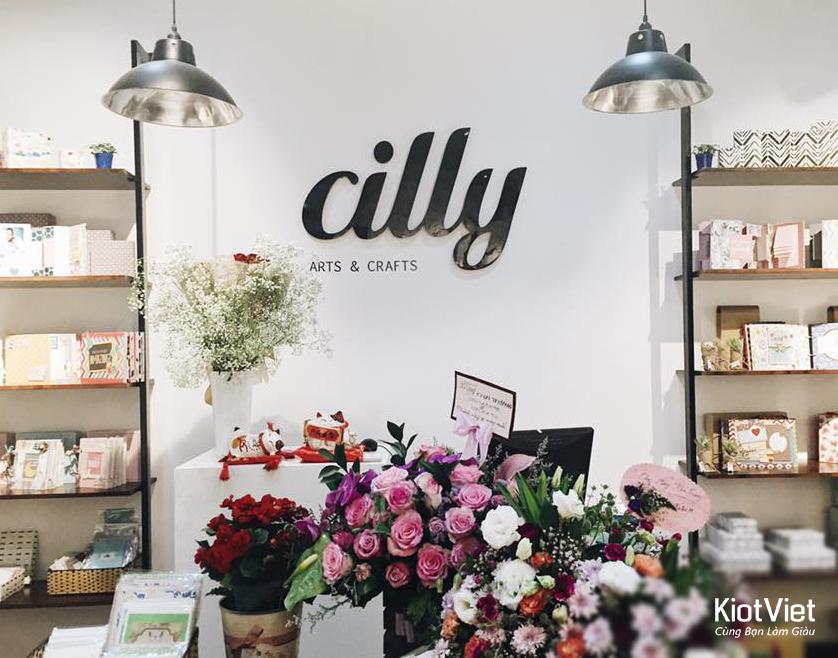 CILLY - ARTS & CRAFTS - Hạnh phúc là do chính bạn tạo ra