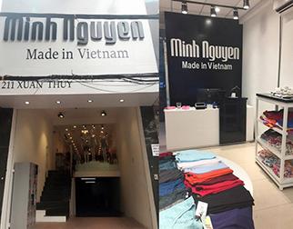 MINH NGUYEN – Nơi người Việt dùng hàng chất lượng