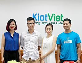 """KiotViet trao giải  """"GIỚI THIỆU KHÁCH HÀNG"""" Quý 2/2016"""