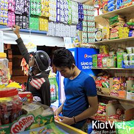 [TRONG BÃO] Các cửa hàng Tạp hóa truyền thống hiện vẫn SỐNG KHỎE