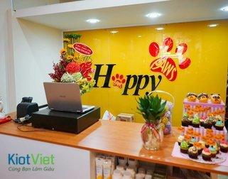 HAPPY PAWS pet shop –Thế giới của BOSS và SEN