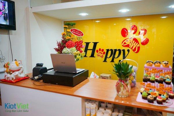 happy paws pet shop