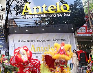 ANTELO – Thời trang cho Quý ông!
