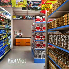 Mở cửa hàng Sữa: Trưng bày sản phẩm thế nào cho phù hợp?