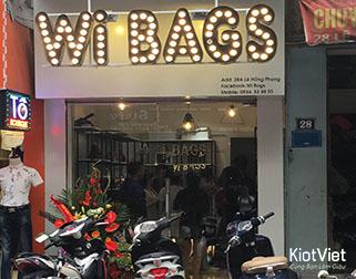 Wi Bags: Thành công đến từ đam mê của tuổi trẻ