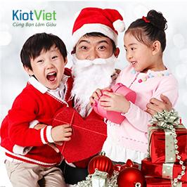 Ông già Noel giao hàng – Tuyệt chiêu HÚT KHÁCH mùa Giáng sinh