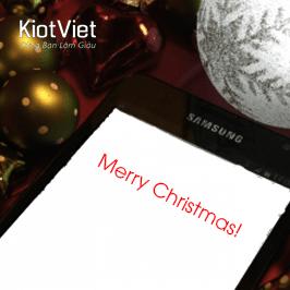 Tin nhắn chúc Giáng sinh – Bí quyết GIỮ CHÂN KHÁCH HÀNG!