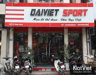 Đại Việt Sport - Nhà phân phối đồ thể thao hàng đầu