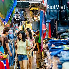 Nhập hàng Thái Lan kỳ 1: Tìm NGUỒN HÀNG QUẦN ÁO