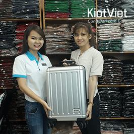 KiotViet trao giải giới thiệu khách hàng tháng 01/2017