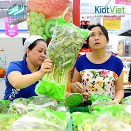 Công cụ bán hàng hiệu quả cho nông sản - thực phẩm sạch