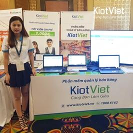 KiotViet đồng hành cùng Hội nghị các Nhà bán hàng 2017